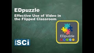 Creating Interactive Videos Using EDpuzzle