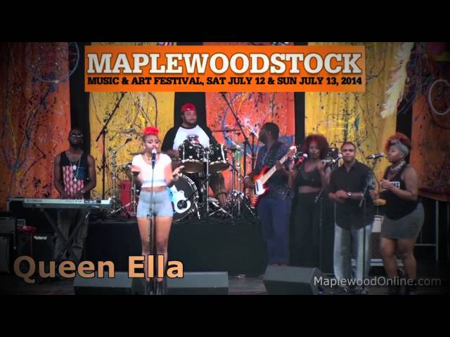 Stay - Rhianna dance (Queen Ella LIVE @ Maplewoodstock)