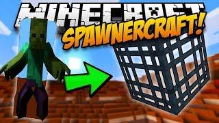 Minecraft op skyblock Bölüm-24 zombi farmı