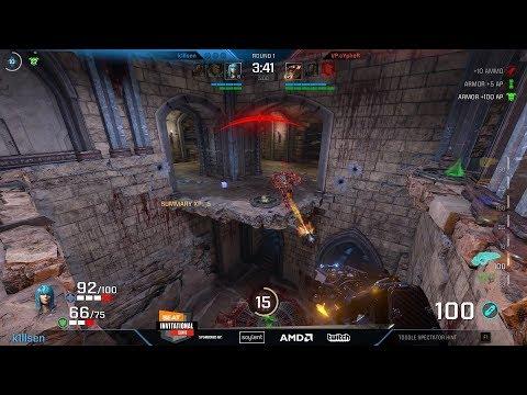 Cypher – k1llsen (group stage), Quake BEAT Invitational