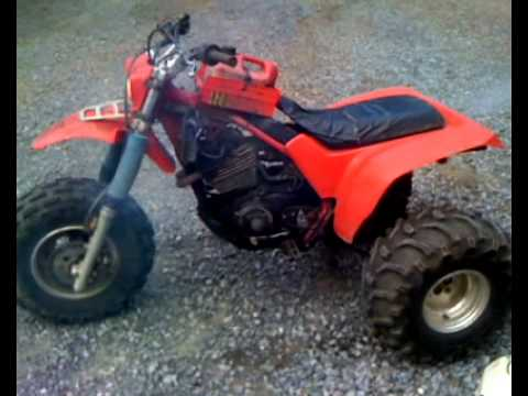 1985 honda ATC 350 for sale $600 or trade for a trailer