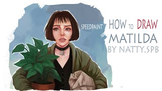 How to Draw Matilda from