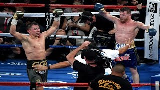 Canelo VS GGG Full Fight REPLAY