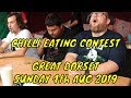 Chili Eating Contest - Great Dorset - Sunday 4th August 2019