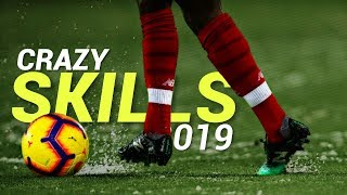 Crazy Football Skills & Goals 2019 #4