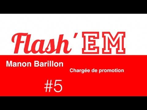 Flash'EM #5 Manon Barillon