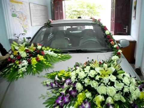 www.daycamhoa.com - Dạy cắm xe cưới