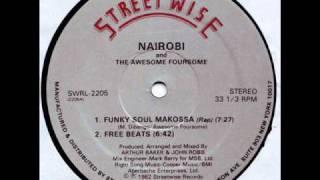 Nairobi - Funky Soul Makossa (Rap) 1982