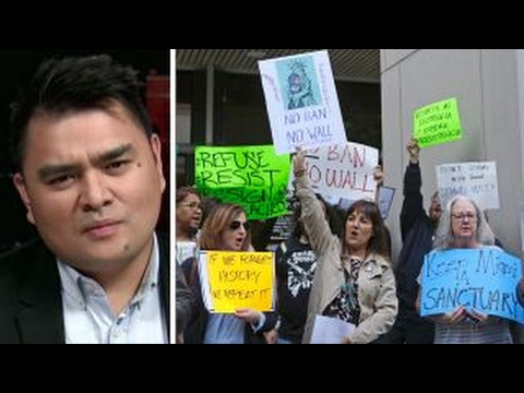 Illegal immigrant advocate: We must ask why people come here