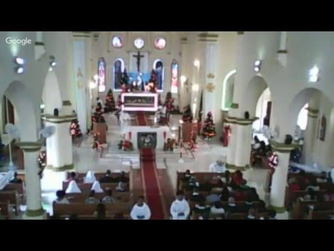 St. Kitts Catholic - Morning Mass Sunday Dec 27 2015