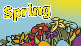 Seasons for Kids: What Happens in Spring? | Spring for Kids