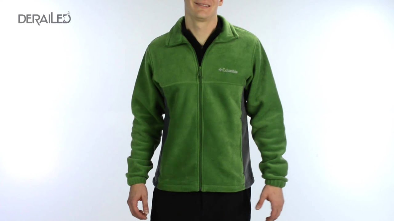 628a611f98c Columbia Sportswear Flattop Mountain Fleece Jacket (For Men) - YouTube