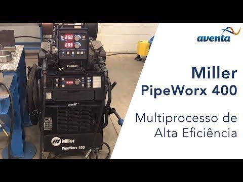 Pipe Worx 400 Miller Aventa