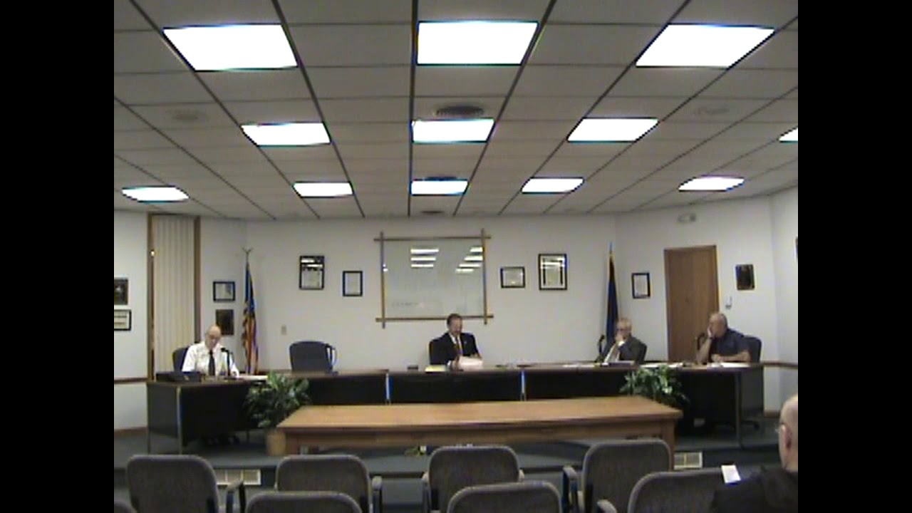 Rouses Point Village Board Meeting  12-4-17