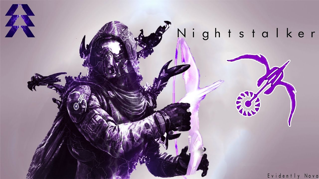 Destiny Hunter Nightstalker Test