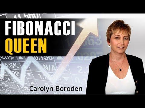 Fibonacci Queen: Example of How I Set Up a Trade in Gold Futures