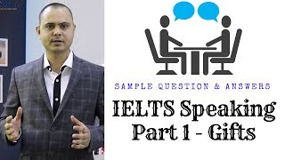 IELTS Speaking task 1 Question & Answers - How to get a high score