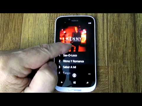 Windows Phone 8: Find that Song With Shazam!!!