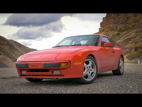 Porsche 944 - LS Swapped - Review | Everyday Driver
