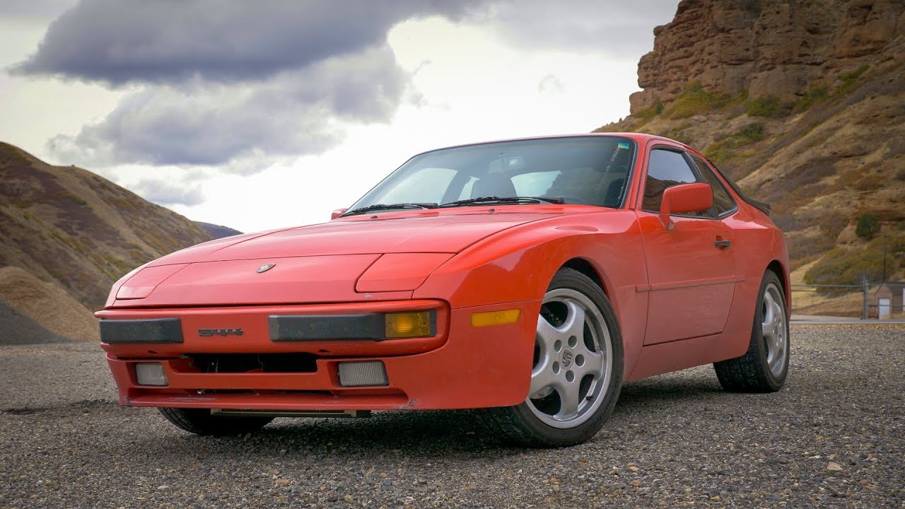 Porsche 944 Ls Swapped Review Everyday Driver