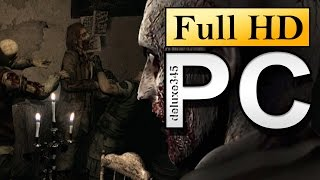 Resident Evil HD REMASTER Gameplay (PC HD)