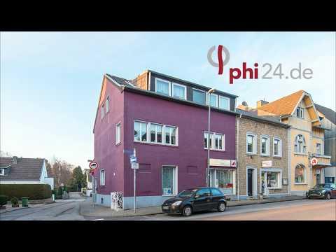 PHI Aachen - Top Anlage! Wohn- und Geschäftshaus mit über 6 Prozent Bruttorendite in Aachen-Walheim!