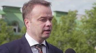 Haastattelussa varapuheenjohtajaehdokas Janne Sankelo
