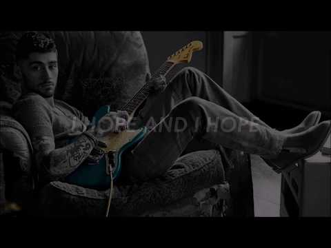 ZAYN - GOLDEN (Lyrics)