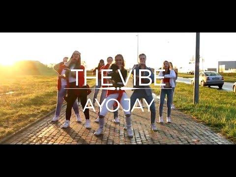 Ayo Jay - The Vibe I Choreo dancehall Kadu Klaudia Lewandowska