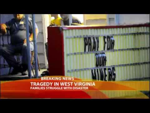 Families Struggle With W. Va. Mine Disaster