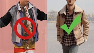10 Things Men do Wrong During Fall/Winter (Try To Avoid Doing These!)
