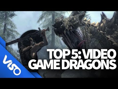 Top 5: Dragons In Video Games