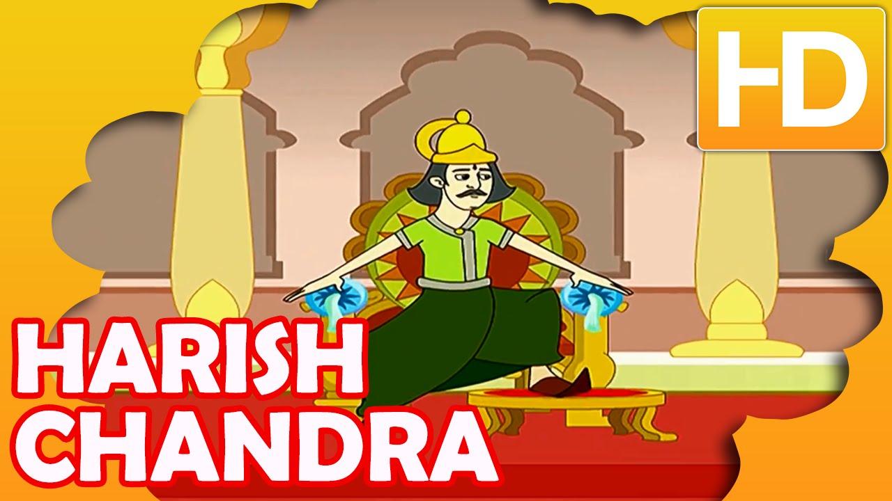 harish chandra biography