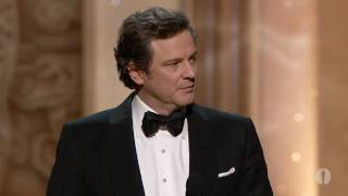 Download Colin Firth winning Best Actor Mp3 and Videos