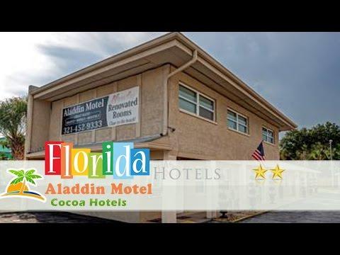 Aladdin Motel - Cocoa Hotels, Florida