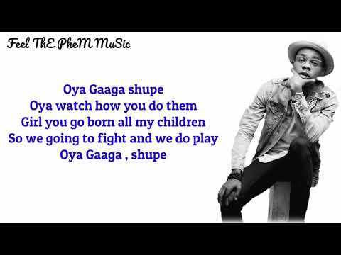 Larry Gaaga - In My Head (Lyrics) Ft Patoranking - YouTube
