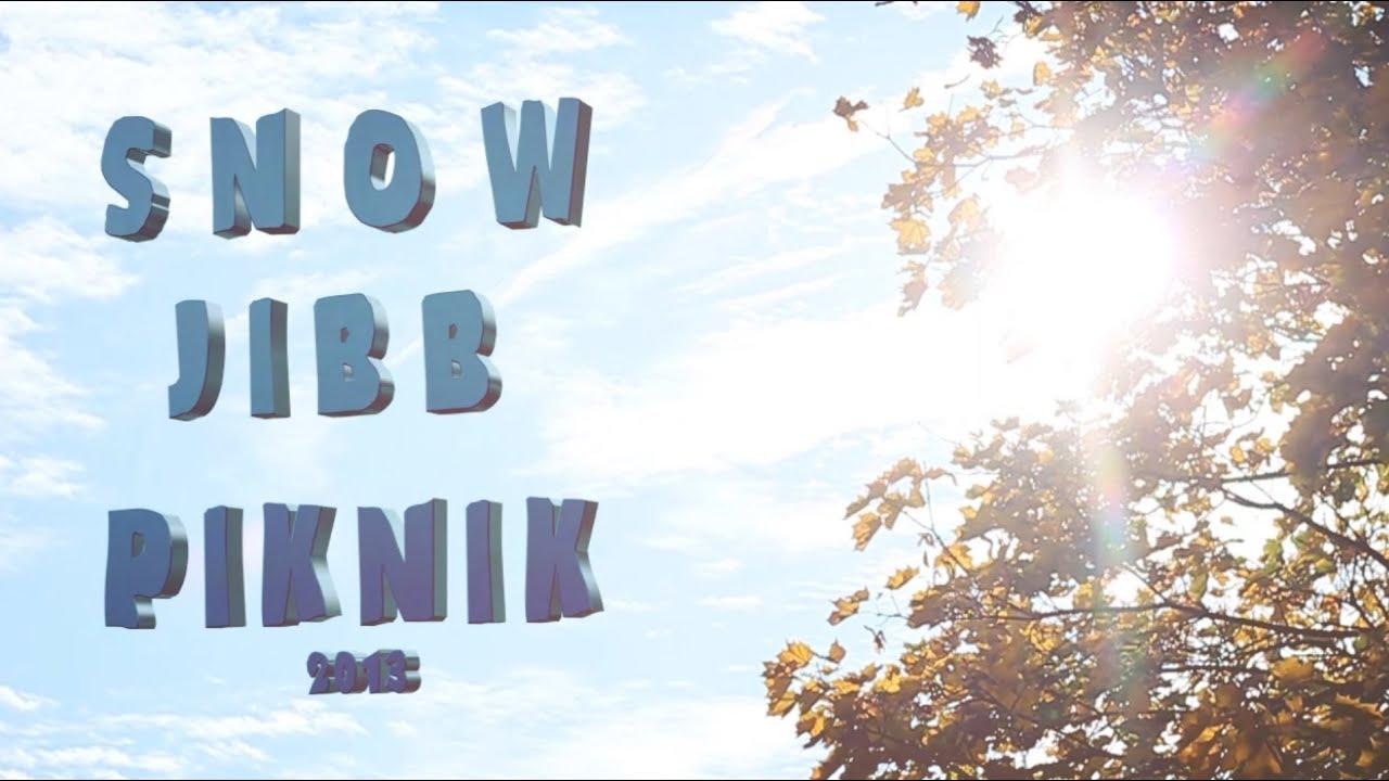 SNOW JIBB PIKNIK 2013