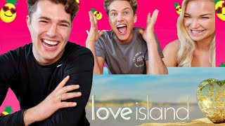 CURTIS REACTS TO HIMSELF ON 'Love Island' FOR THE FIRST TIME EVER !! ** LOCKDOWN Vlog 31