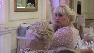 Свадьба Соня & Ваня Odessa NUNTA/ Цыганская свадьба 1 ч зал