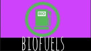 Biofuels - Advantages and Disadvantages - GCSE Biology