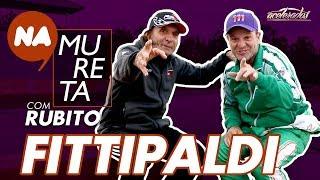 EMERSON FITTIPALDI FALA DO TESTE DE SENNA NA INDY E CONTA SUA HISTÓRIA! - NA MURETA COM RUBITO #5