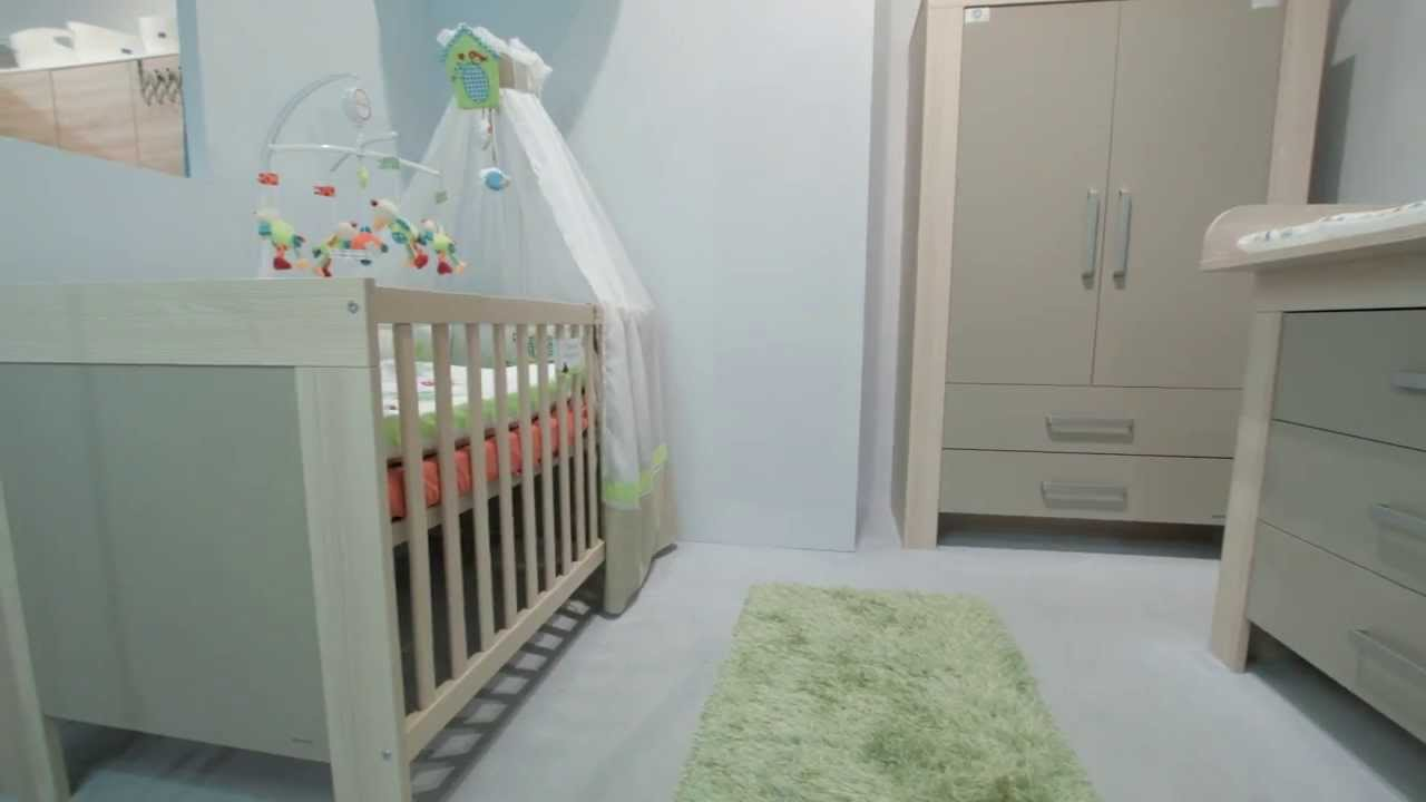 TRENDS - Babyzimmer Lasse - YouTube