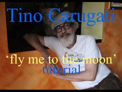 Lezione di Piano n.93: 'Fly me to the moon', tutorial