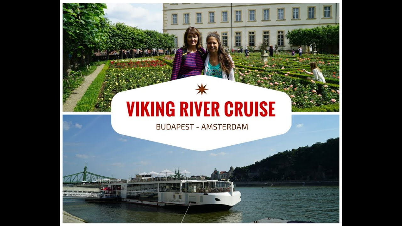 Viking River Cruise Grand European Tour