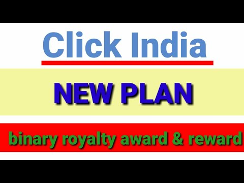 Clickindia new plan! Best plan of click India! clickindia fullplan! Royalty plan!Wicky Zone