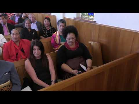 Christchurch South tonga Methodist Parish Huufi Hall   Fo'ou Siasi 04 nov 2017