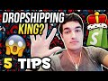How To Become a Shopify Drop Shipping KING 2019 [5 TIPS!!]