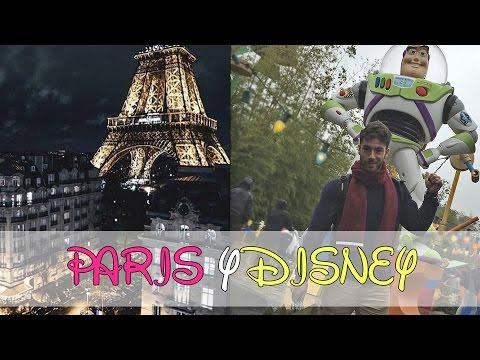 Viaje a PARIS Y DISNEYLAND