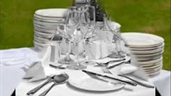 Dallas Wedding Rentals - Big D Party Rentals