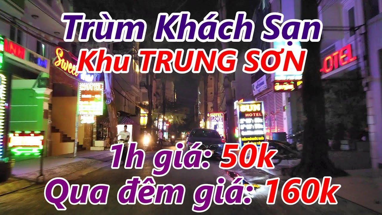 KHÁCH SẠN SIÊU RẺ và QUÁN NHẬU ở Sài Gòn Về Đêm (Giá 2 usd)